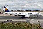 Lufthansa, D-AECG, Embraer ERJ-190LR (26264562698).jpg