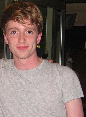 Luke Newberry - Newberry in May 2012