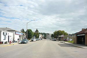 Lumsden, Saskatchewan - James Street