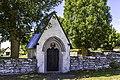 Lychgate na igrexa de Lau 3.jpg