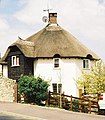 Lyme Regis, polygonal cottage - geograph.org.uk - 517487.jpg