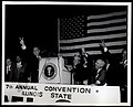 Lyndon Johnson at the 1964 Illinois AFL-CIO Convention.jpg