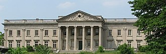 Cheltenham Township, Montgomery County, Pennsylvania - Lynnewood Hall, the home of Peter A.B. Widener, designed by Horace Trumbauer