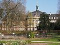 Münster Schloss m Botan.Garten.JPG