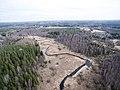 Mākoņkalna pagasts, Latvia - panoramio - BirdsEyeLV (30).jpg