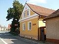 Městský dům - rodný dům Josefa Laichtera (Dobruška).JPG