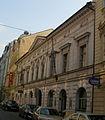 Městský dům U tří červených hvězd, (Nové Město), Praha 1, Panská 8, Nové Město.JPG