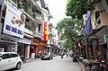 Một phần phố Lý Thường Kiệt, thành phố Hải Dương, tỉnh Hải Dương.jpg