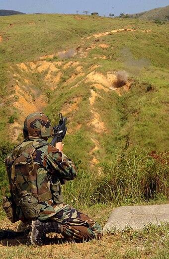 M203 Grenade Launcher Military Wiki FANDOM Powered By Wikia