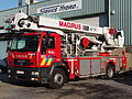 MAN, Magirus ALP 270, Fire Technics NV, Fire engine, Brandweer Antwerpen pic3.JPG