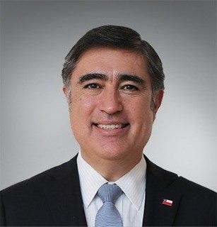 Mario Desbordes Chilean politician
