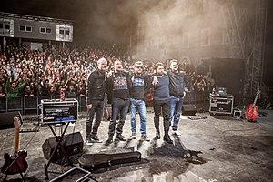 Mi2 (band) - MI2 in 2016