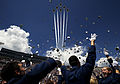 MPOTY 2014 Air Force Thunderbirds fly the Delta formation over Falcon Stadium.jpg