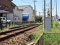 MT-Kasamatsuguchi Station (trace).JPG
