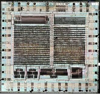 Clipper chip - MYK-78