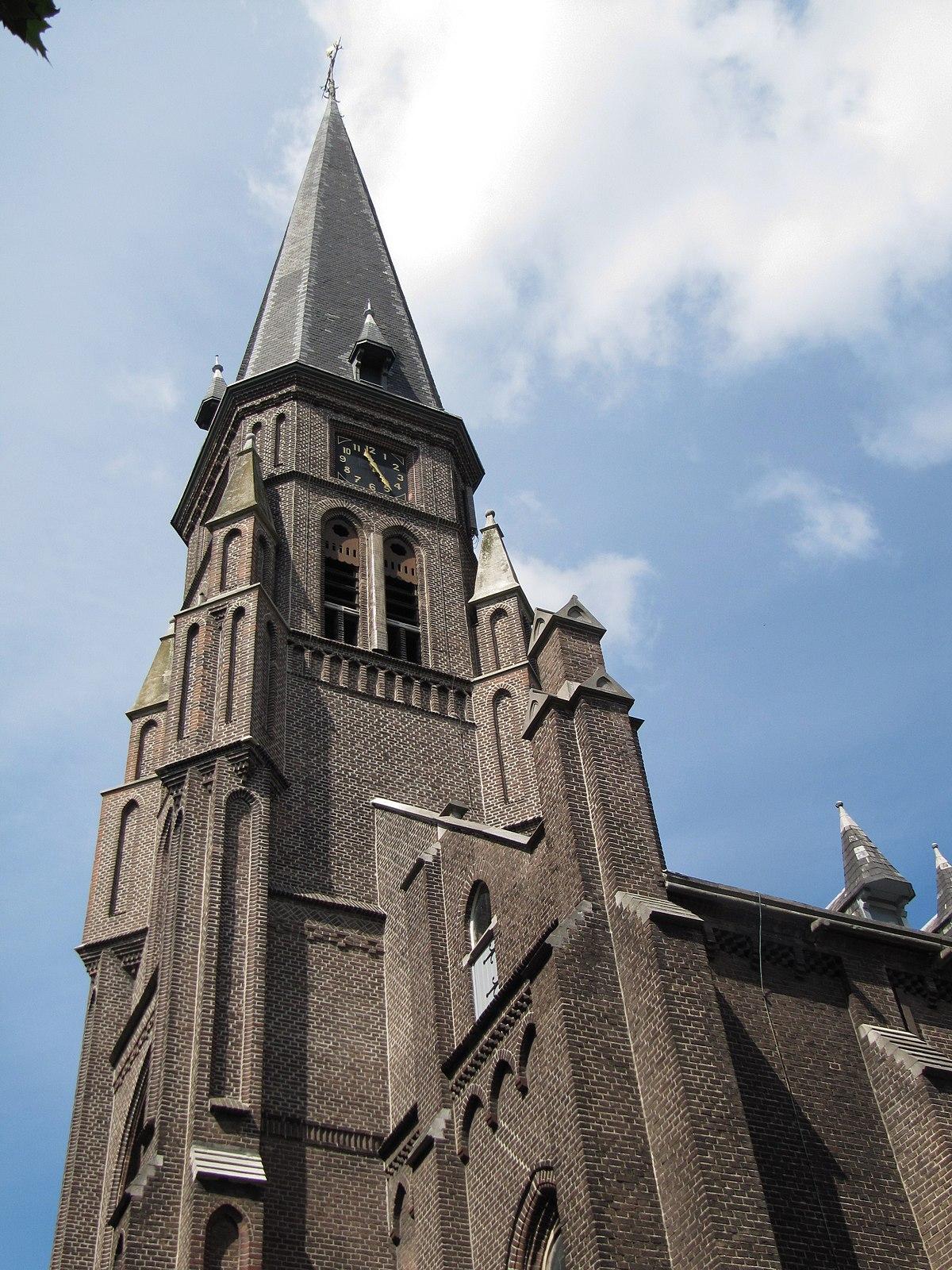 Maria Magdalenakerk Maasland Wikipedia