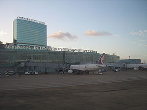 Taipa - Macau International Airport