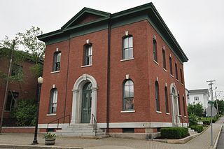Machias Post Office and Customhouse United States historic place