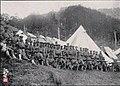 Machine Gun Squad of Infantry Second Wing in Taroko War 1914.jpg