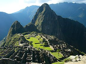 Machu Picchu from the Inca Trail.jpg