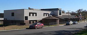 Macy, Nebraska - Omaha Nation Public School in Macy