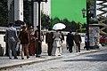 Madame Nobel - film set at the Embassy of France in Vienna May 2014 19.jpg
