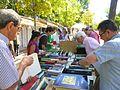 Madrid - Feria de Libros Cuesta de Moyano 1.JPG