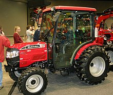 Mahindra 3616 Hst Mfwd Is A Four Wheel Drive Tractor Sold In Usa