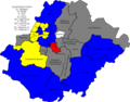 Maidstone 2006 election map.png