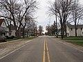Main Street, Onsted, Michigan (Pop. 909) (14056705315).jpg