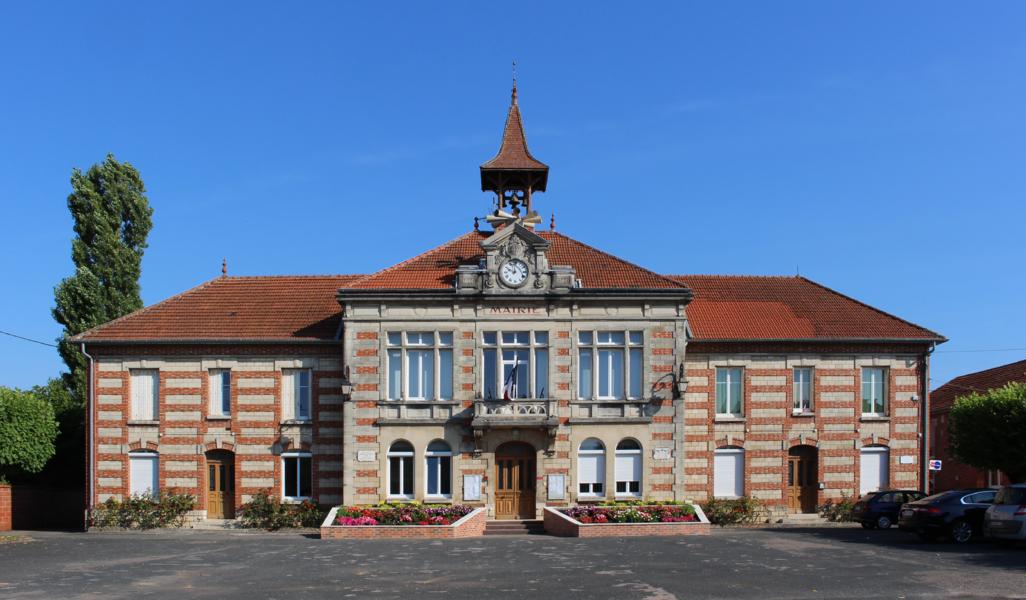 Mairie de Pargny-sur-Saulx.