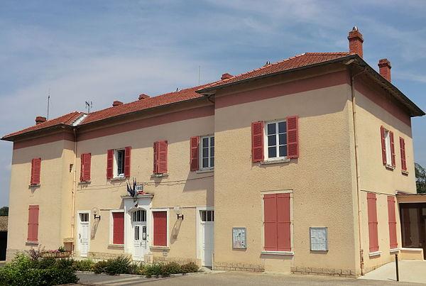 Photo de la ville Saint-Didier-de-Formans