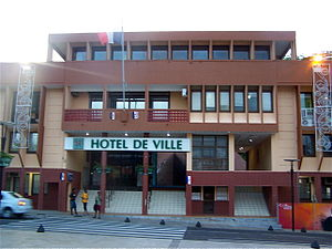 Les Abymes - Les Abymes Town Hall