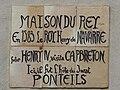 Maison du Rey plaque.jpg