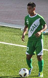 Malemngamba Meitei Indian footballer