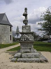 croix de cimetière de Malguénac