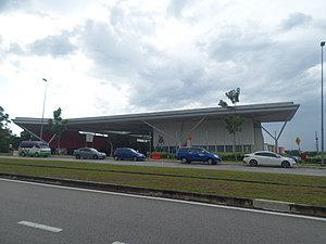 Iskandar Puteri - Mall of Medini