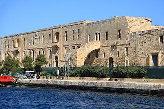 Lazzaretto of Manoel Island - Old Palace