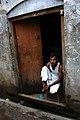 Man in doorway, Dhaka.jpg