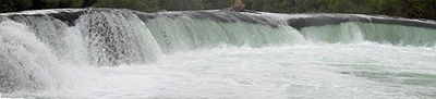 Manavgat Waterfall.