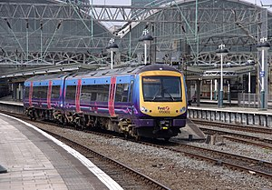 First TransPennine Express - 170303 at Manchester Piccadilly