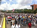 Manifestación en Caracas, Autopista FF, Caracas, 19 de junio de 2017 01.jpg