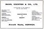 Mann, Egerton and Co advertisement (1916).jpg