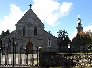 Kilbride, County Wicklow Village in Leinster, Ireland