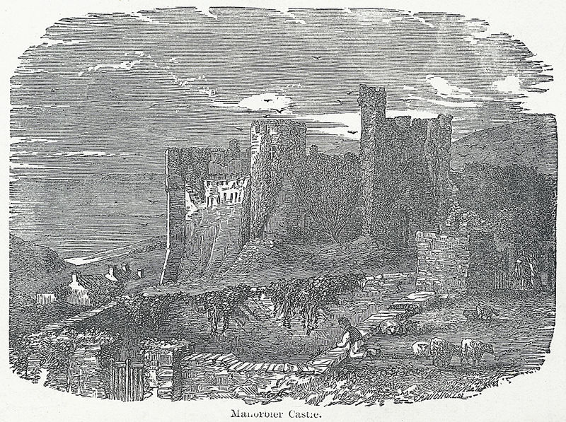 File:Manorbier Castle.jpeg