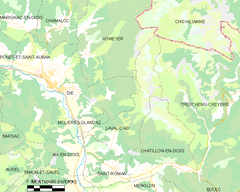 Map commune FR insee code 26159.png