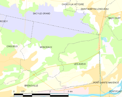 Map commune FR insee code 60406.png