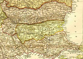 Bulgarian unification 1885 unification of the Principality of Bulgaria and Eastern Rumelia