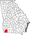 Map of Georgia highlighting Decatur County.svg