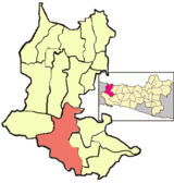 Map of bantarkawung district brebes regency.png